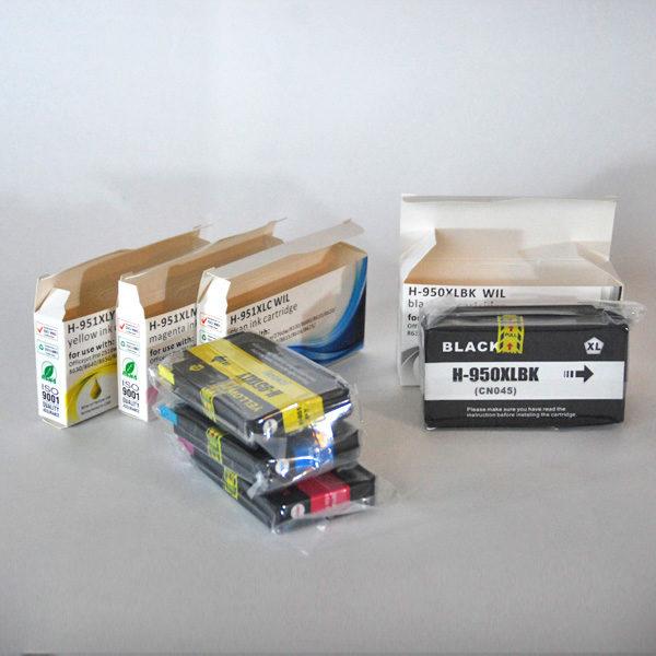 HP – Pack Lime – cartouches HP950BKXL Génériques