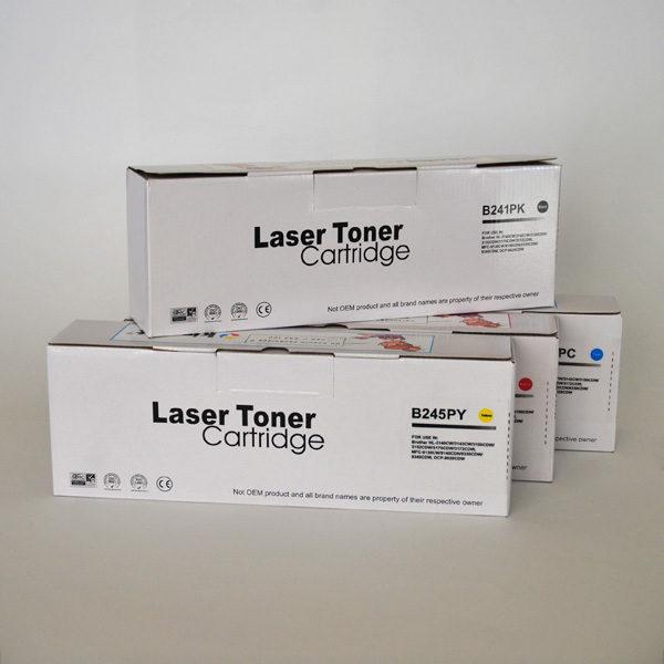 pack navy brother toner laser TN241+245 génériques