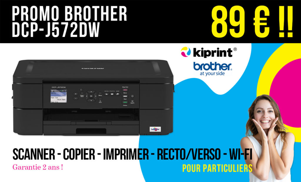 Promo Brother pour particuliers