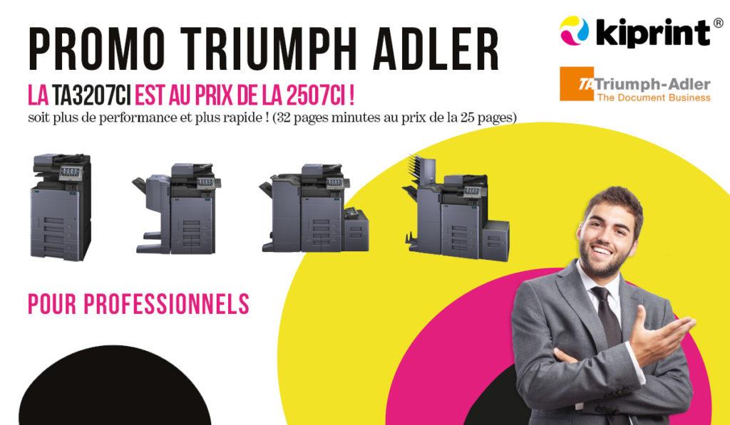 Promo Triumph Adler