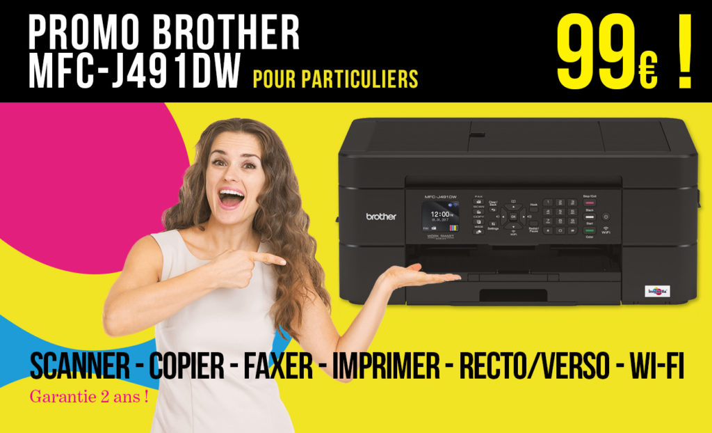 Promo Brother Octobre 2019