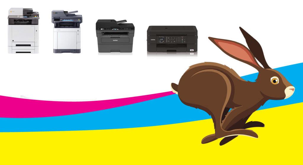 Découvrez notre sélection d'imprimantes